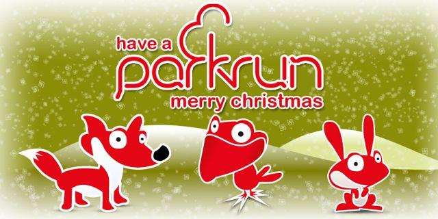 parkrun Christmas image