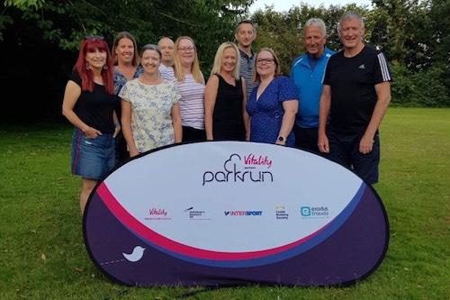 Ashford parkrun Volunteers