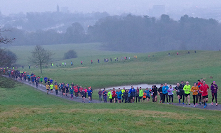 Ashton Court parkrun