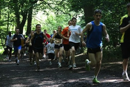 Banstead Woods parkrun