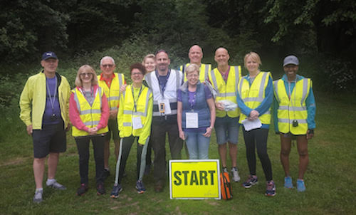 Bethlem Royal Hospital parkrun Volunteers