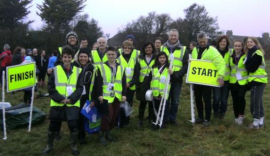 Bevendean Down parkrun Volunteers