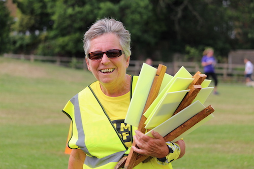 Billericay parkrun Volunteers