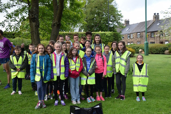 Blackhill parkrun Volunteers