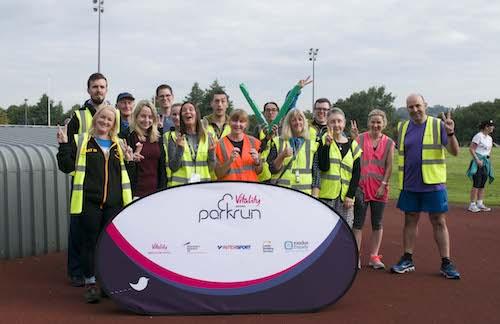 Bolton parkrun Volunteers