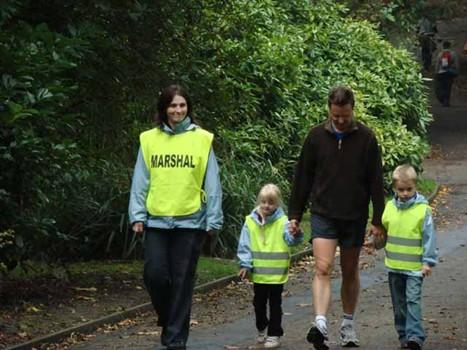 Bramhall parkrun Volunteers