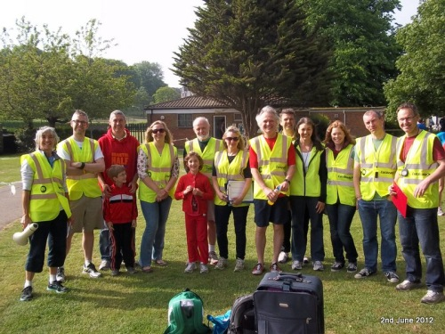Brighton & Hove parkrun Volunteers