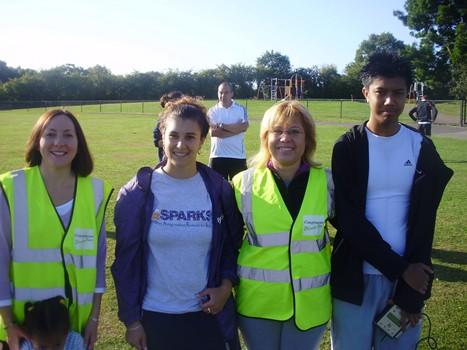 Bromley parkrun Volunteers