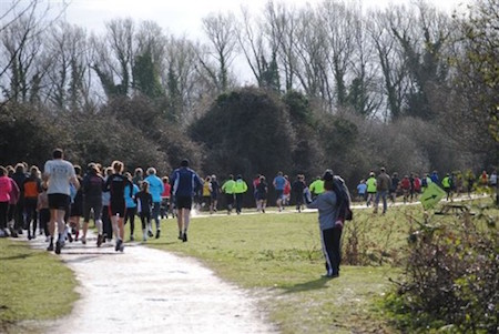 Cambridge parkrun