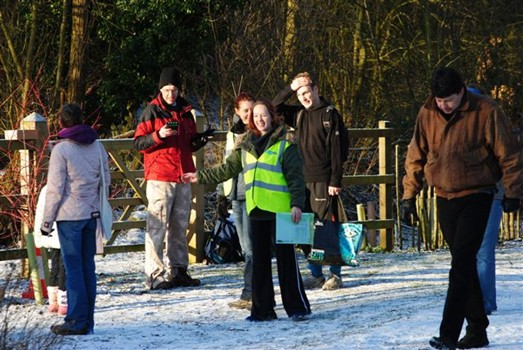 Cambridge parkrun Volunteers