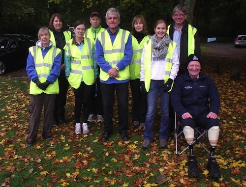 Camperdown parkrun, Dundee Volunteers