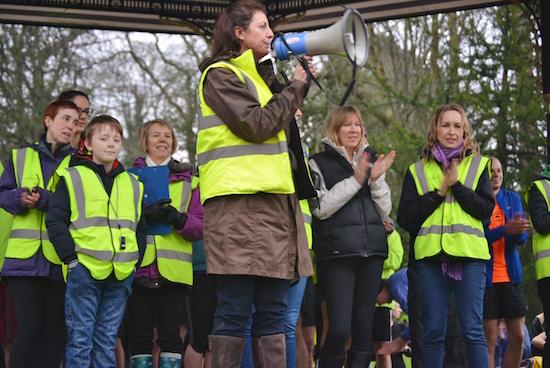 Cannon Hill parkrun, Birmingham Volunteers