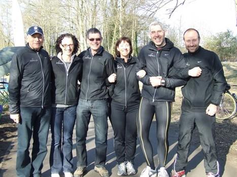 Cardiff parkrun Volunteers