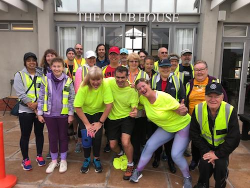 Century City parkrun Volunteers