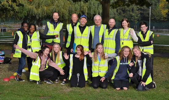 Chelmsford Central parkrun Volunteers