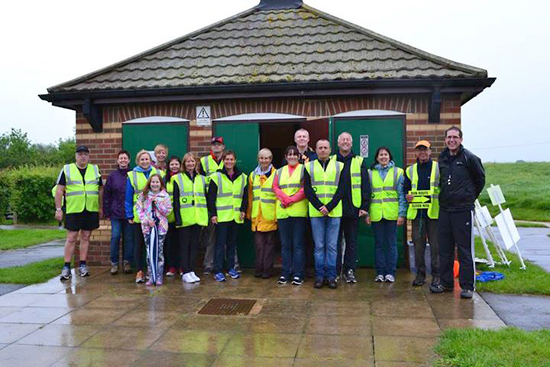 Cleethorpes parkrun Volunteers