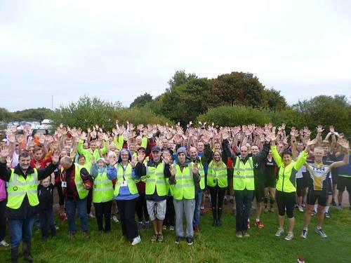 Colwick parkrun Volunteers