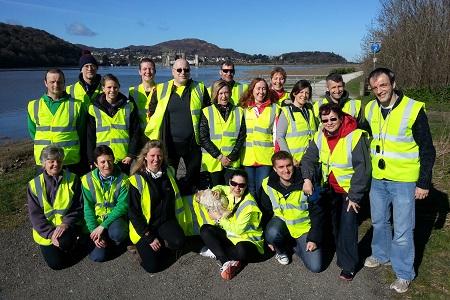Conwy parkrun Volunteers