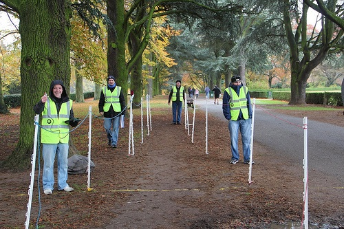 Coventry parkrun Volunteers