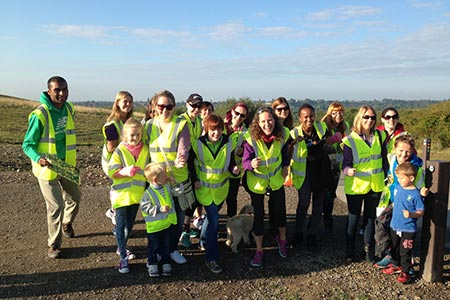 Dalby Forest parkrun Volunteers