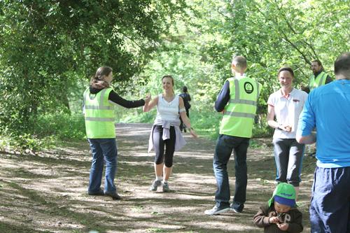 Delamere parkrun Volunteers