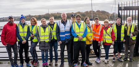 Derry City parkrun Volunteers