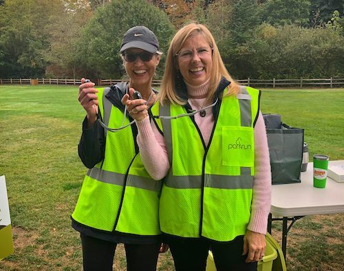 Des Moines Creek parkrun Volunteers
