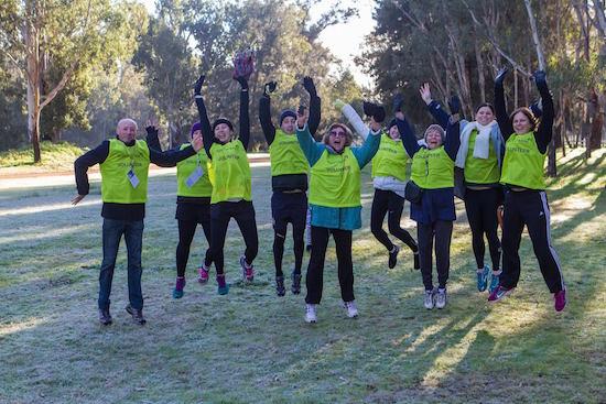 Dubbo parkrun Volunteers
