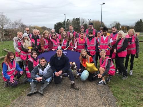 Eastbourne parkrun Volunteers