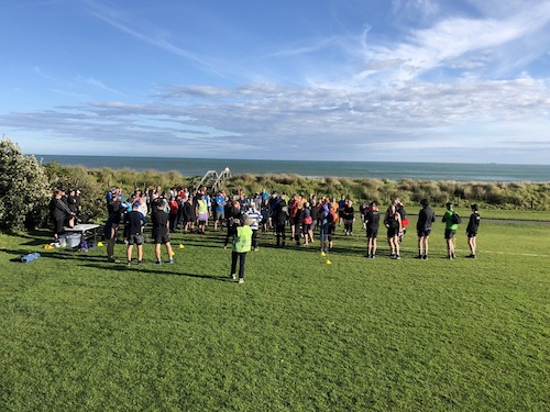 East End parkrun, New Plymouth Volunteers