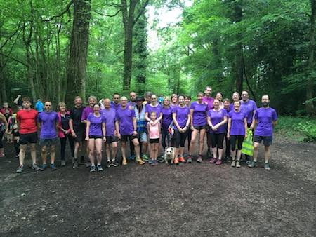 Forest of Dean parkrun Volunteers
