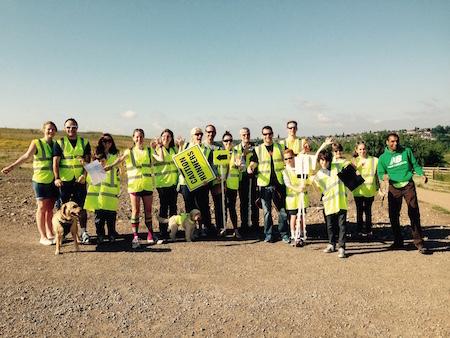 Gedling parkrun Volunteers