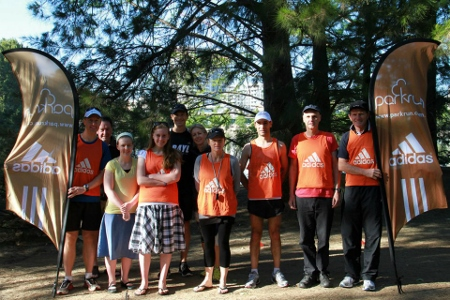 Ginninderra parkrun Volunteers