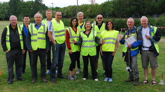 Gladstone parkrun Volunteers
