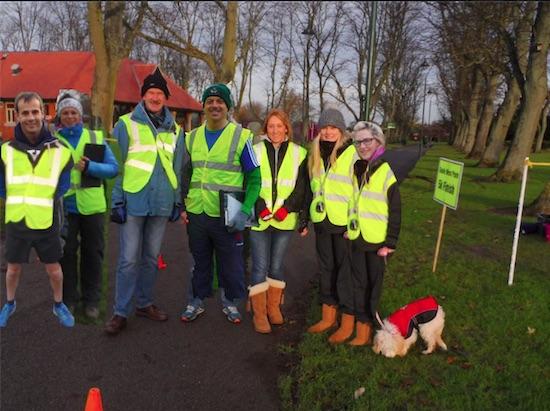 Goole parkrun Volunteers