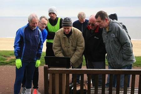 Gorleston Cliffs parkrun Volunteers