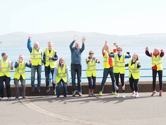 Greenock parkrun Volunteers