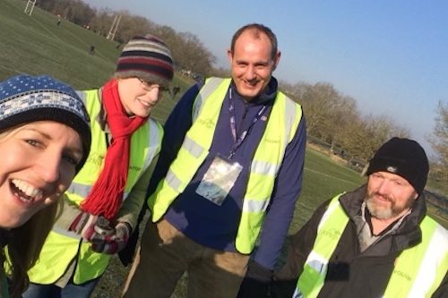 Guildford parkrun Volunteers