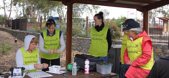 Hamilton parkrun Volunteers
