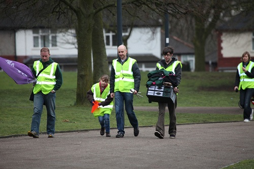 Hanley parkrun Volunteers