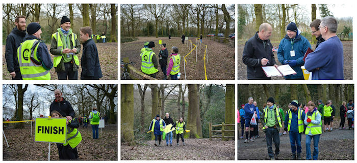 Hockley Woods parkrun Volunteers