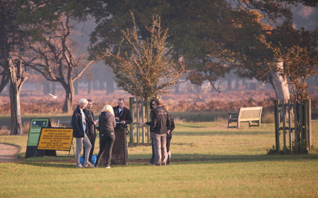 Horton Park parkrun Volunteers