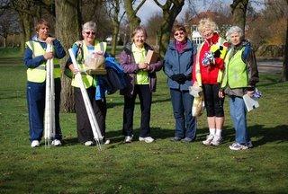 Hull parkrun Volunteers