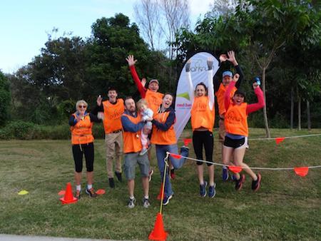 Kelvin Grove parkrun Volunteers