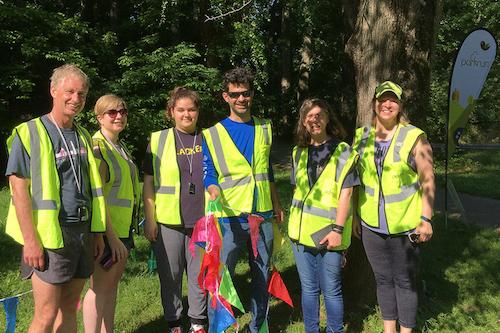 Kensington parkrun Volunteers