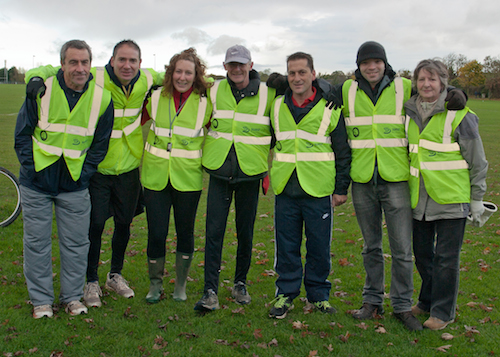 Little Stoke parkrun Volunteers