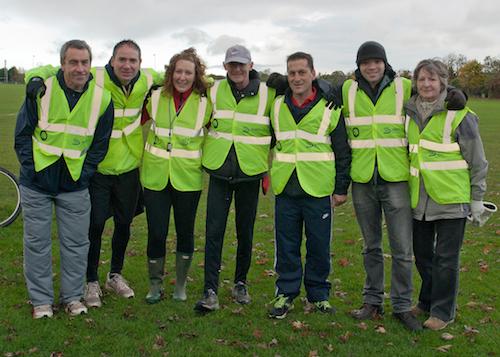 Little Stoke parkrun Volunteers