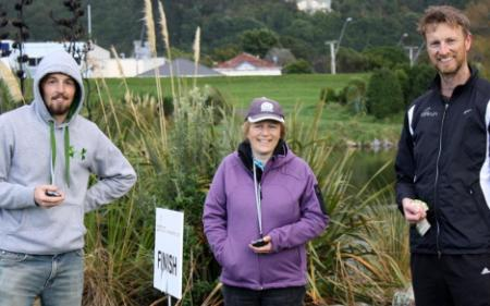 Lower Hutt parkrun Volunteers