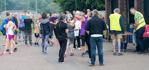Lydney parkrun Volunteers