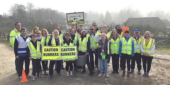 Maidstone parkrun Volunteers